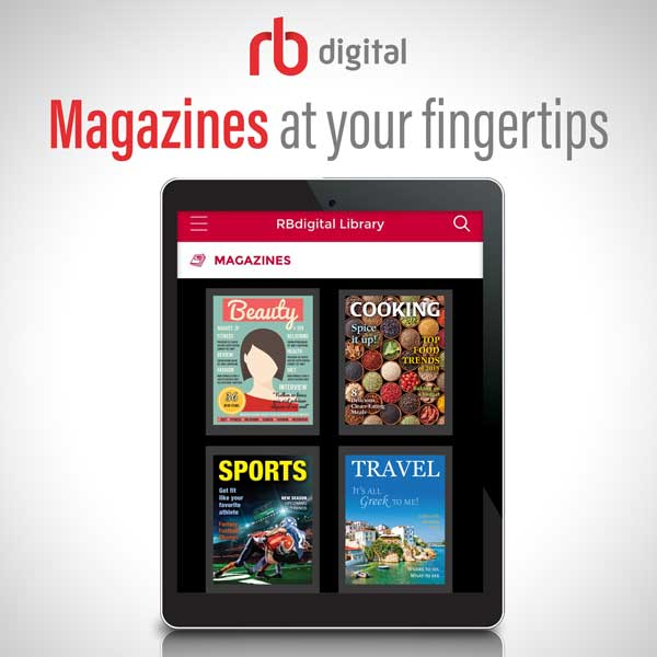 RB Digital Access E-Magazines