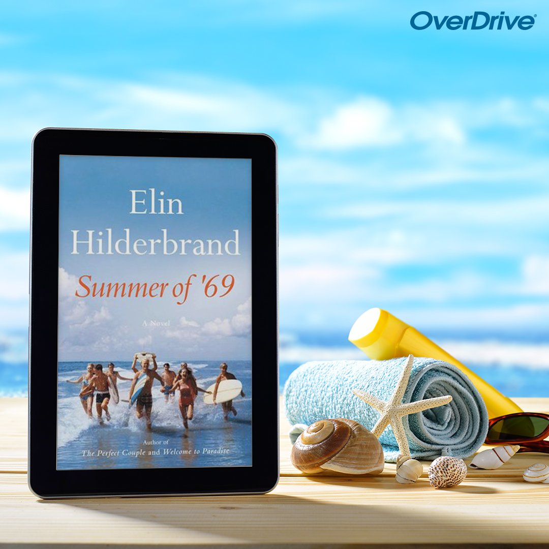 Overdrive ebooks and audiobooks for any device