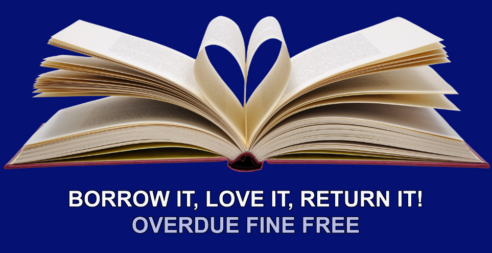 Borrow it, love it, return it, over fine free