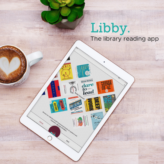 Libby - The Library Reading App